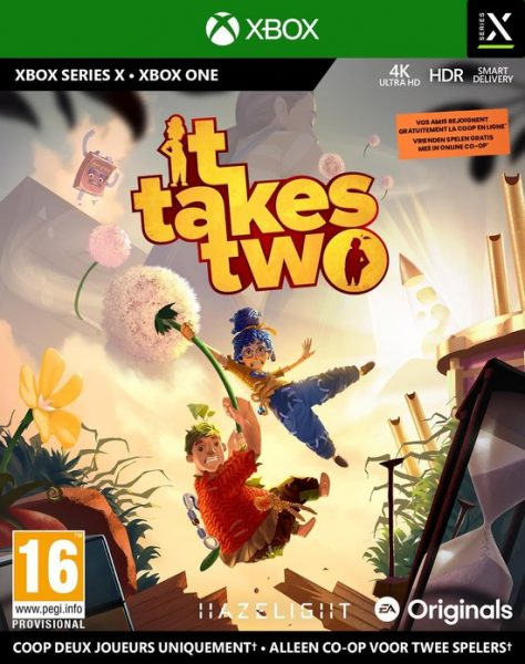 It Takes Two – Xbox One/Series X voor €29,98