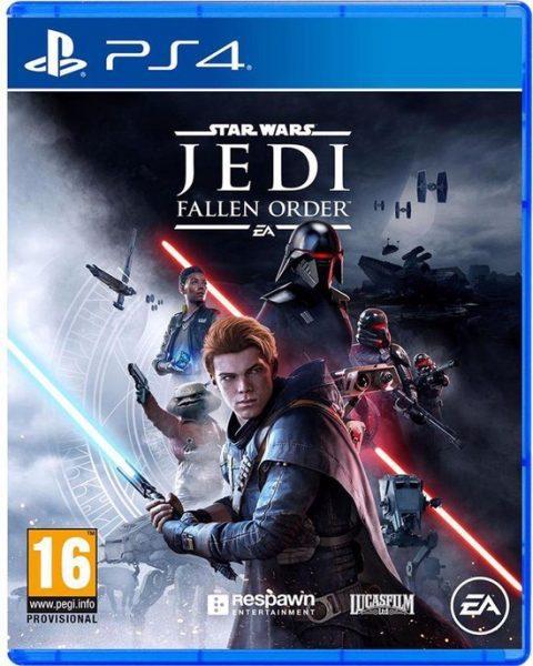Star Wars Jedi: Fallen Order (PS4) voor €18,38
