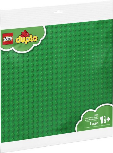 LEGO DUPLO 2304 Grote Bouwplaat voor €9,99