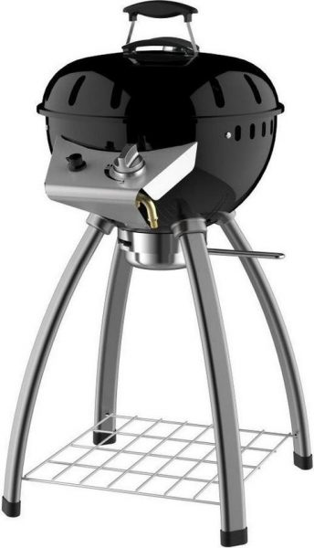 [Select] Accente Outdoor Gas BBQ – Skottelbraai – Zwart voor €59,95