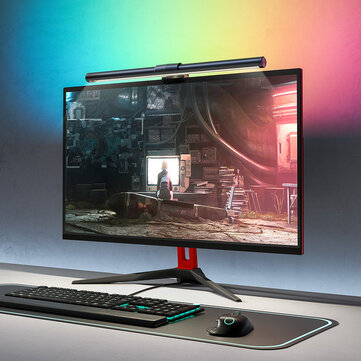 BlitzWolf® BW-CML2 RGB Monitor lichtbalk voor €21,94