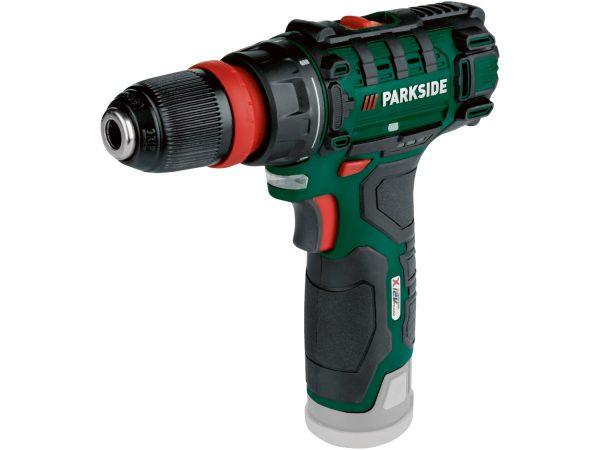 PARKSIDE® Accu-schroefboormachine 12V zonder accu voor €14,99