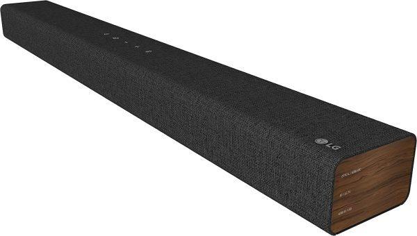 LG DSP2 Soundbar met Subwoofer voor €99