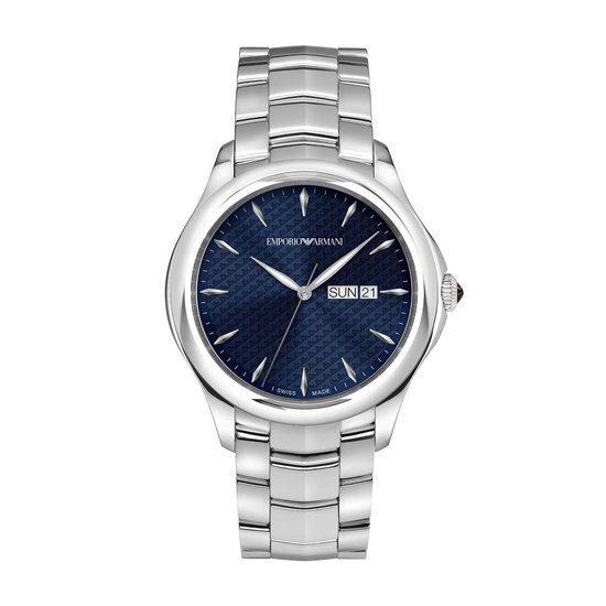 Emporio Armani Swiss ARS8608 Heren Horloge – 43 mm voor €189