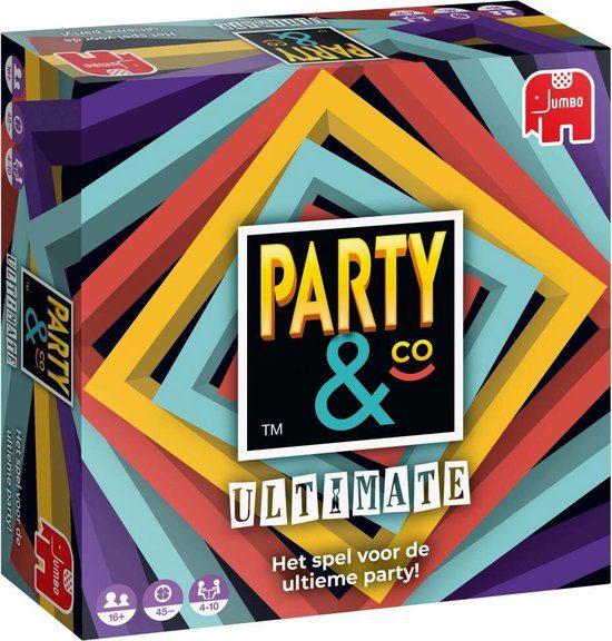 Jumbo Party & Co Ultimate Gezelschapsspel voor €9,87