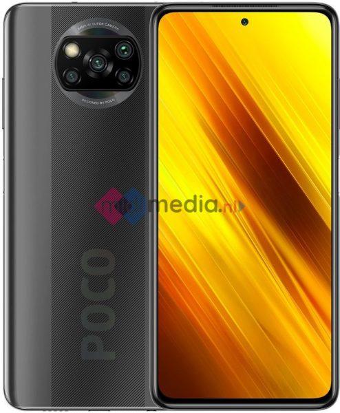Xiaomi Poco X3 Pro 256GB Zwart voor €219