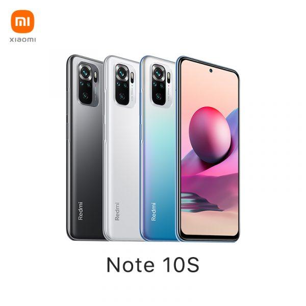 Xiaomi Redmi Note 10S voor €170 door kortingscode