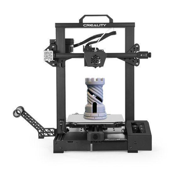 Creality 3D® CR-6 SE Nivelleervrije 3D-printer voor €263,49 door kortingscode