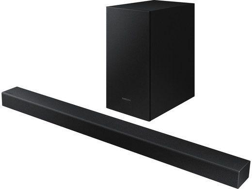 Samsung HW-T420 – Soundbar met Subwoofer voor €89,95