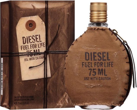 Diesel Fuel for Life Homme Eau de Toilette Spray voor €19,99