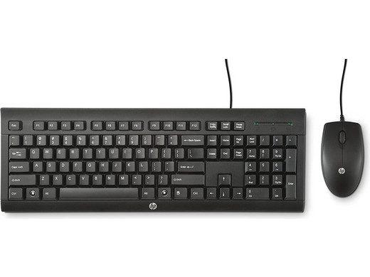 HP C2500 – Toetsenbord en Muis set voor €5