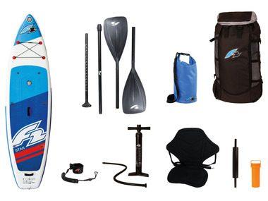 F2® Opblaasbaar stand-up-paddleboard voor €269