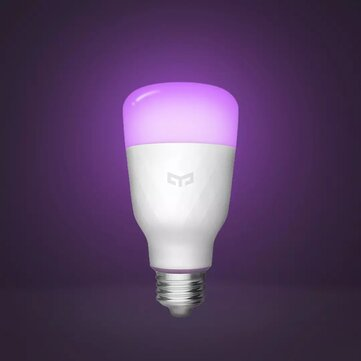 Xiaomi Yeelight 1S Slimme RGBW LED Lamp voor €14,33