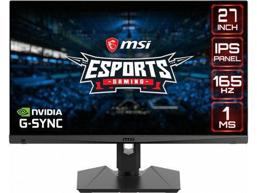 MSI Optix MAG274R2 – 27″ 1080p 165Hz E-sports Gaming Monitor voor €249,95