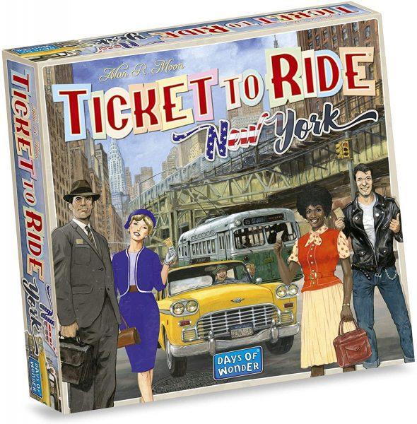 Ticket to Ride: New York voor €12,95