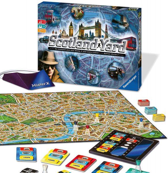Ravensburger Scotland Yard – Bordspel voor €20,99