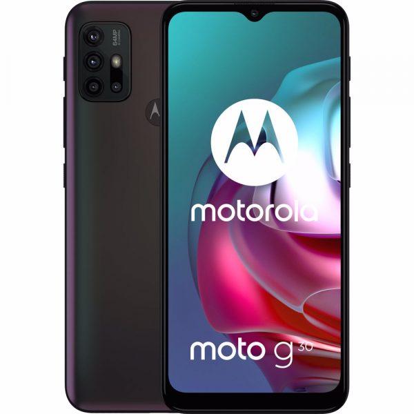 Motorola Moto G30 128GB Zwart voor €112,19