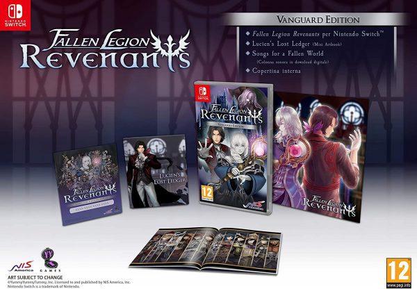 Fallen Legion: Revenants – Vanguard Edition voor €21,67