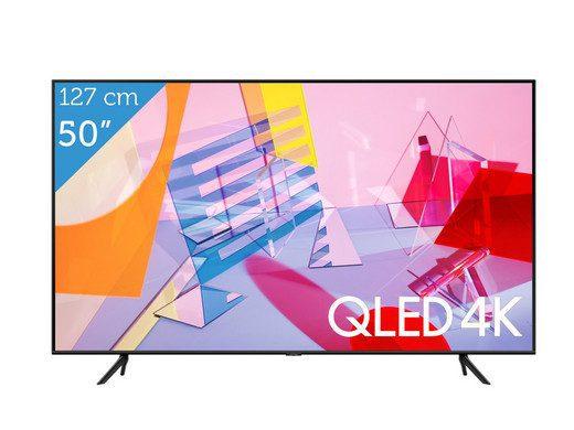 Samsung QLED 50Q60T (2020) 50″ 4K QLED Smart TV voor €499,99