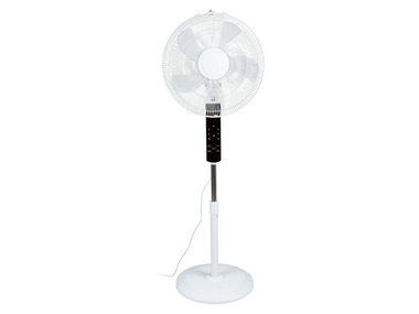 SILVERCREST® Staande Ventilator 60W voor €29
