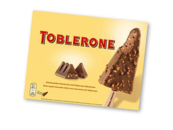 4x Toblerone ijslollies voor €1,99