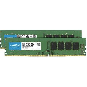 Crucial 32GB Kit DDR4 2x16GB 3200Mhz RAM voor €109,90