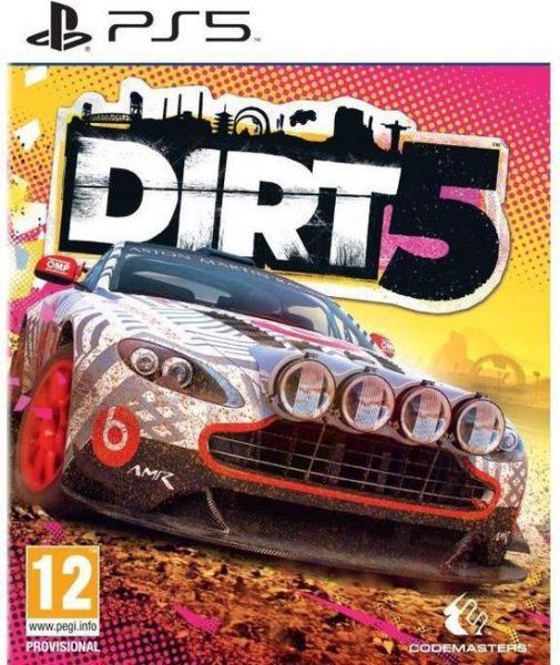 Dirt 5 voor PS5 voor €17,99