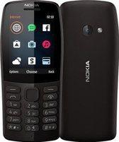 NOKIA 110 Zwart Dual-sim voor €14