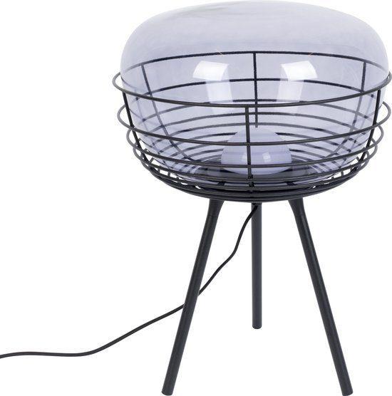 Zuiver Smokey Zwart tafellamp voor €120,83
