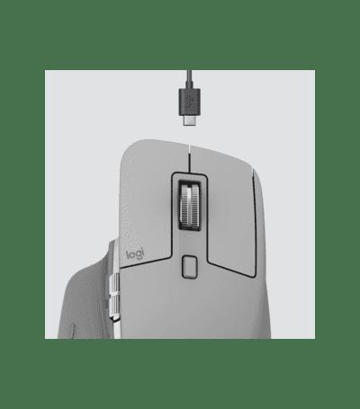 Logitech MX Master 3 – Draadloze muis grijs voor €69