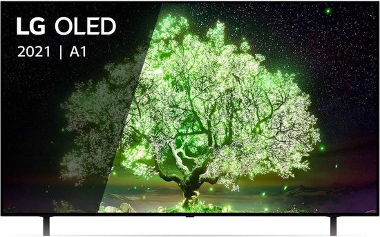 LG A1 OLED65A16LA 2021 65″ 4K Smart TV voor €1199