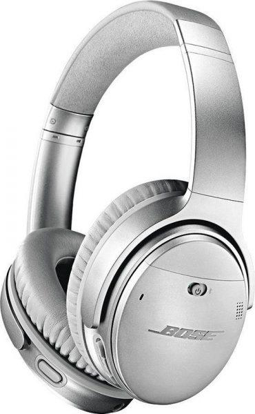Bose QuietComfort 35 II Zilver voor €168,95