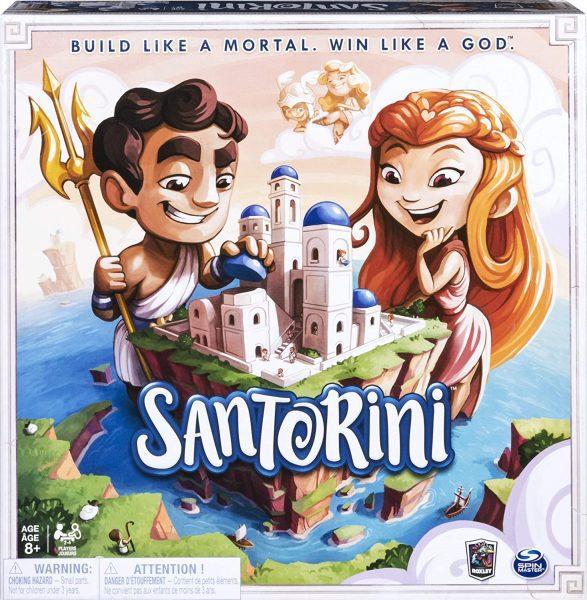 Santorini Bordspel voor €26,15