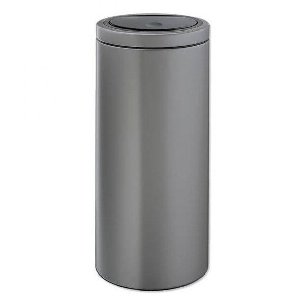 Brabantia Touch Bin Flat Top (30 liter) voor €50