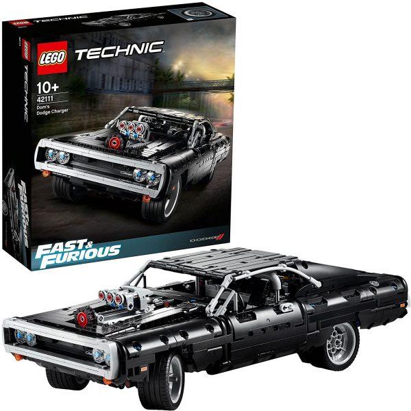 LEGO Technic Dom's Dodge Charger voor €63,99