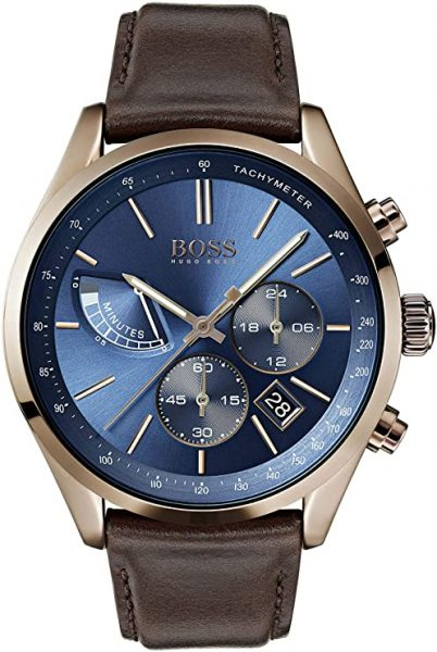Hugo Boss 1513804 Heren Horloge voor €119,70