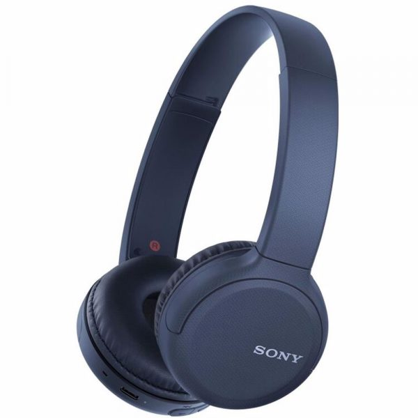 Sony WH-CH510 Blauw Bluetooth Headset voor €29