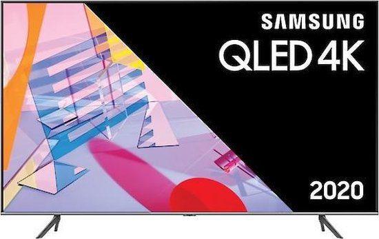 Samsung QE75Q67T 2020 – 75″ 4K QLED Smart TV voor €1044