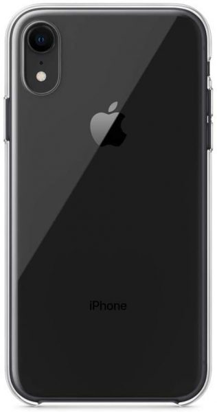 Apple iPhone XR Clear Case – Transparant voor €4,95