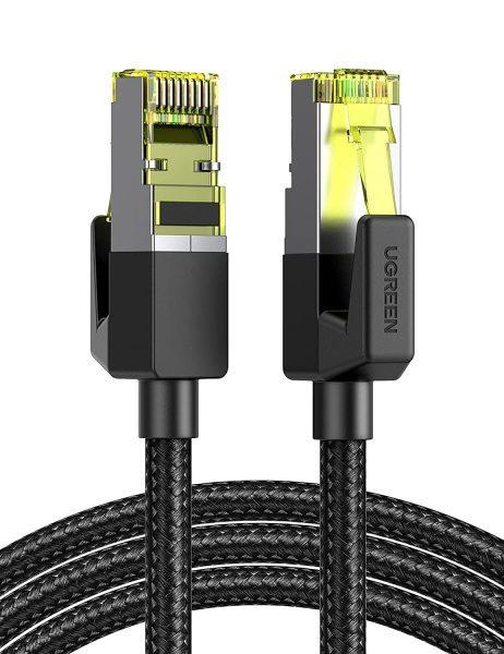 UGREEN Cat7 Ethernet kabel 5M voor €6,49 door kortingscode