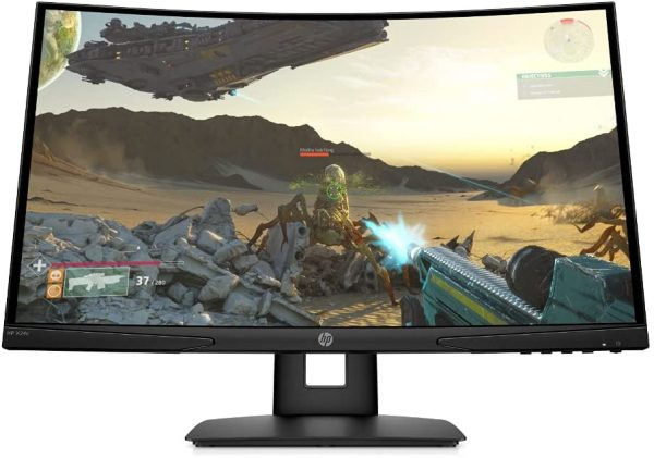 HP X24c 24″ 144Hz 1080p Curved Gaming Monitor voor €149