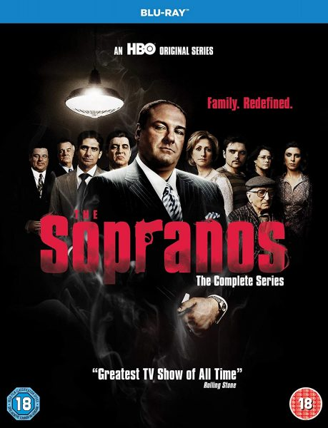 Sopranos – Complete Collection (Blu-ray) voor €46,79