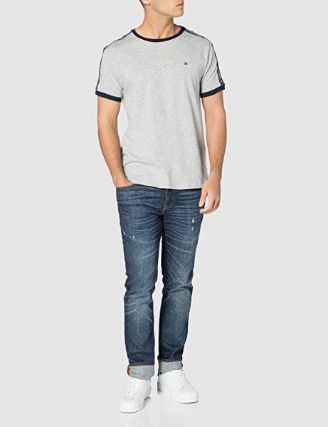 Tommy Hilfiger RN TEE SS heren shirt voor €17,95