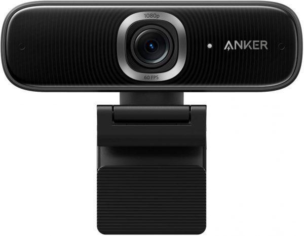 Anker PowerConf C300 Slimme Full HD Webcam voor €76,25