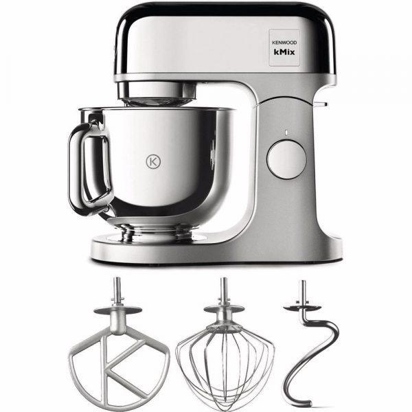 Kenwood kMix KMX760CH (Zilver) Keukenmachine voor €292,34