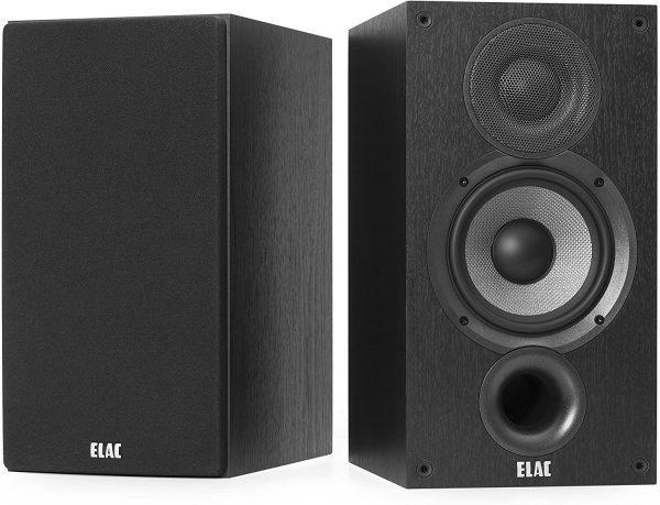2x ELAC Debut B5.2 Wall Speakers voor €195,68