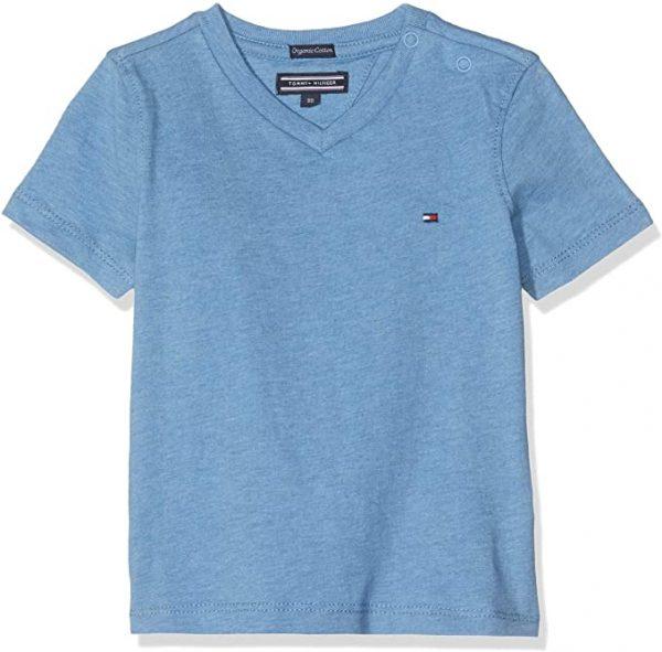 Tommy Hilfiger Jongens T-shirt Blauw voor €11,25