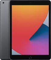 """Apple iPad 2020 10.2"""" 128GB WiFi Space Gray voor €386,23"""