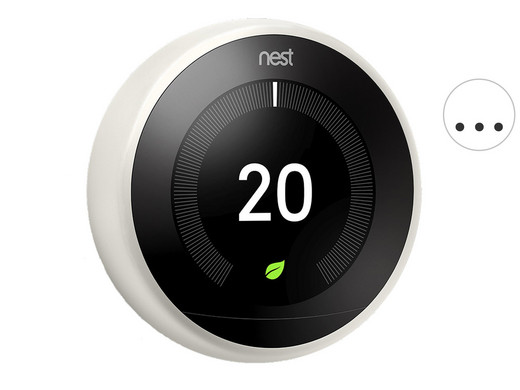 Google Nest Learning Thermostat (3rd Gen) voor €169,95