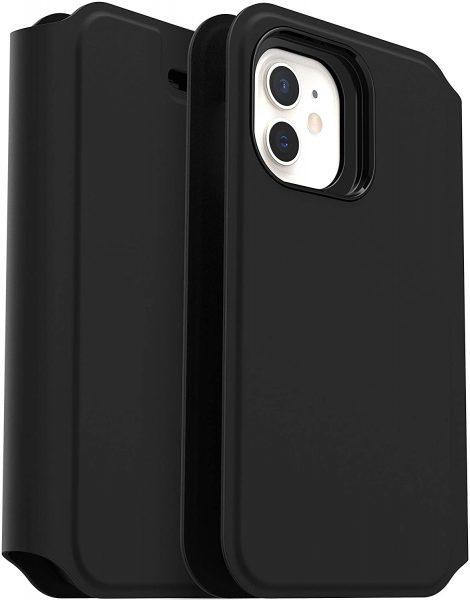 OtterBox Strada Via Booktype voor de iPhone 12 Mini – Zwart voor €4,12